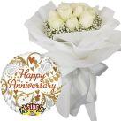 anniversary-flower-with-balloon
